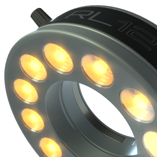 Power Ring Light RL12